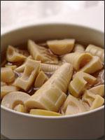 破竹の薄味煮