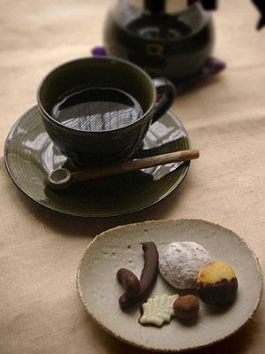 「珈琲工房 ほろにが」の珈琲でうちカフェ