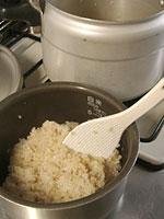 炊飯器で作る玄米甘酒のレシピ