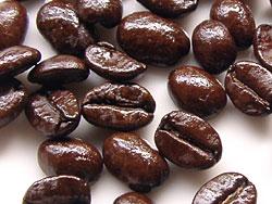 美しい珈琲豆