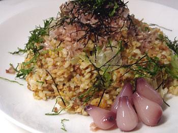 肉味噌納豆チャーハン