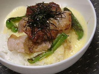 oisix(おいしっくす)館ヶ森高原豚ロース肉のスタミナ丼